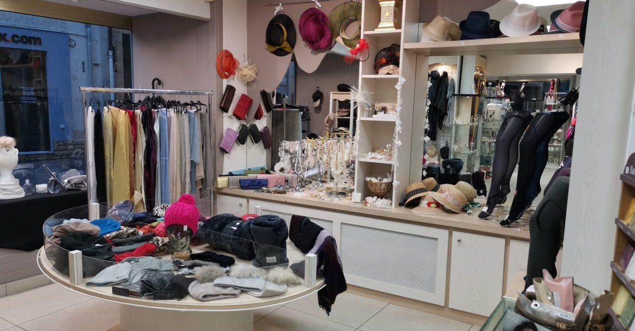 Intérieur boutique vue 2