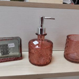 Accessoires en verre recylé